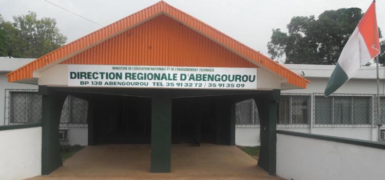 PRÉSENTATION DE LA RÉGION D'ABENGOUROU